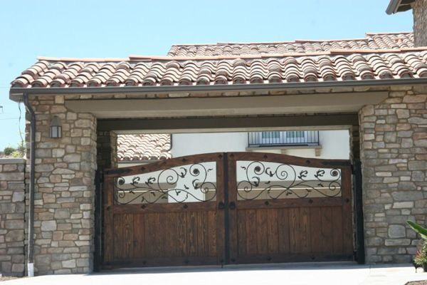 Driveway Gates Electric Gates And Automatic Gates In San